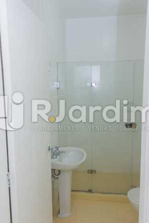 banheiro social - Compra Venda Avaliação Imóveis Apartamento Flamengo 4 Quartos - LAAP40722 - 28