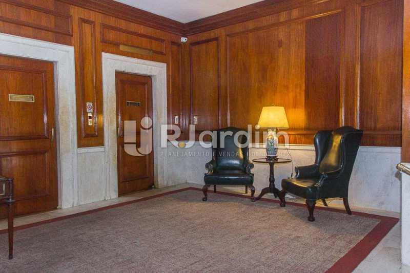 recepção - Compra Venda Avaliação Imóveis Apartamento Flamengo 4 Quartos - LAAP40722 - 30