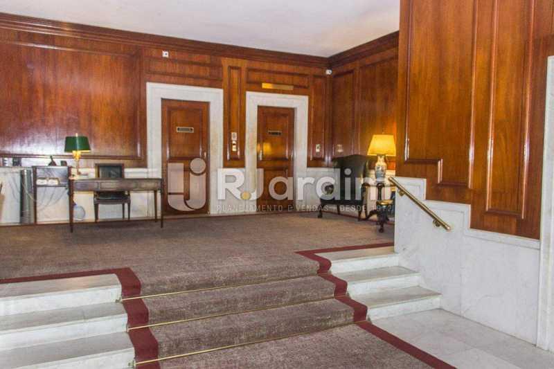 recepção - Compra Venda Avaliação Imóveis Apartamento Flamengo 4 Quartos - LAAP40722 - 29