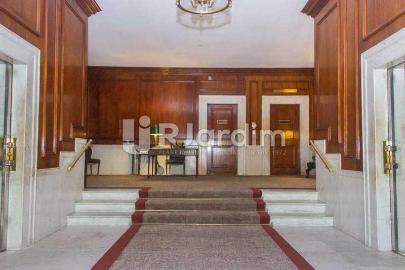 recepção - Compra Venda Avaliação Imóveis Apartamento Flamengo 4 Quartos - LAAP40722 - 31