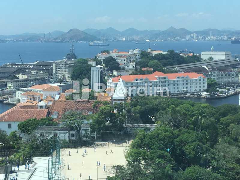 vista do andar - Andar À Venda - Centro - Rio de Janeiro - RJ - LAAN00031 - 5