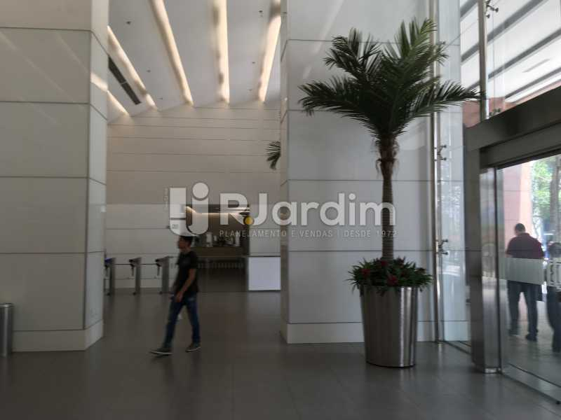 acesso a recepção - Andar À Venda - Centro - Rio de Janeiro - RJ - LAAN00031 - 12