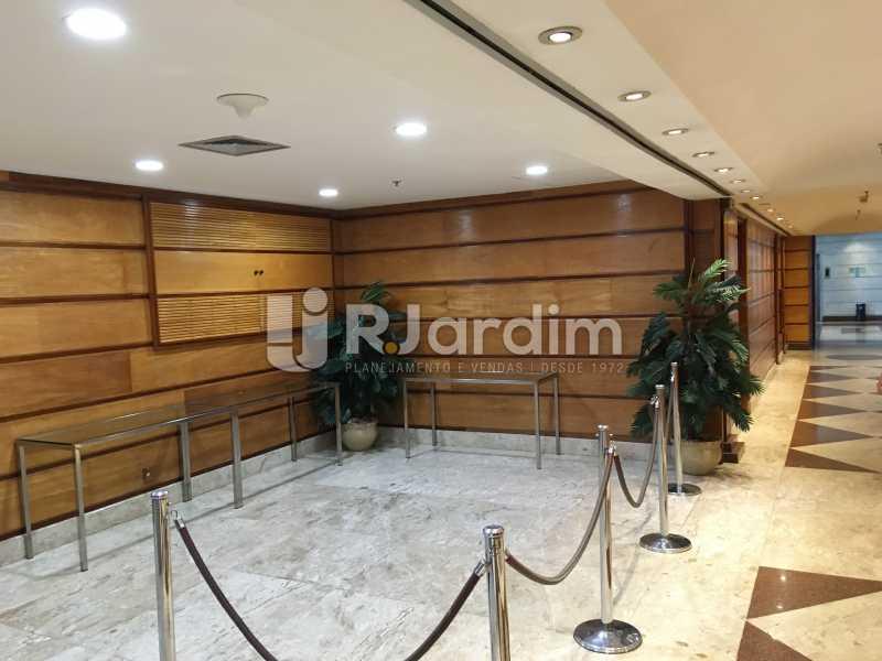 Hall do elevador - Andar À Venda - Centro - Rio de Janeiro - RJ - LAAN00031 - 8