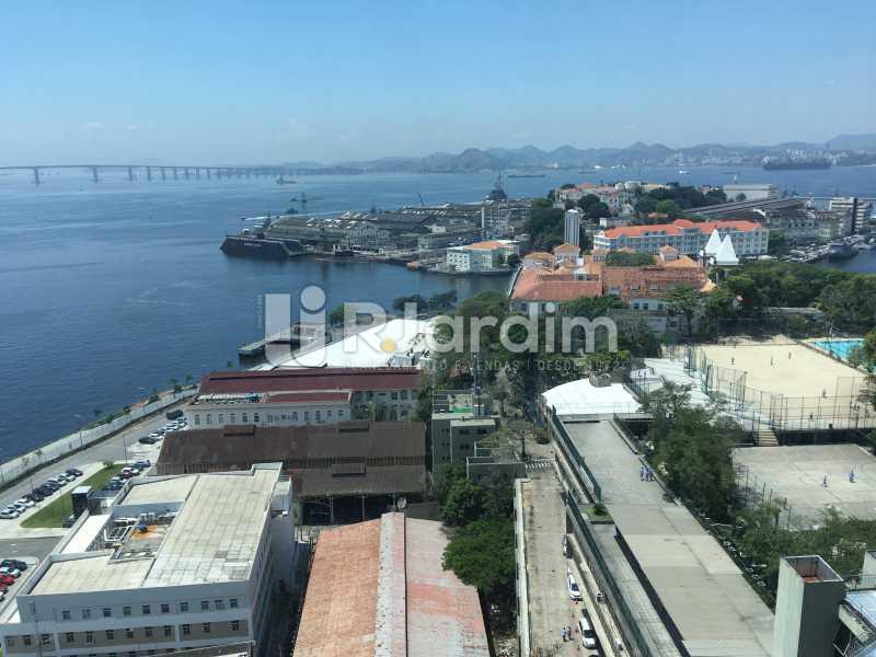 vista do andar - Andar À Venda - Centro - Rio de Janeiro - RJ - LAAN00031 - 3