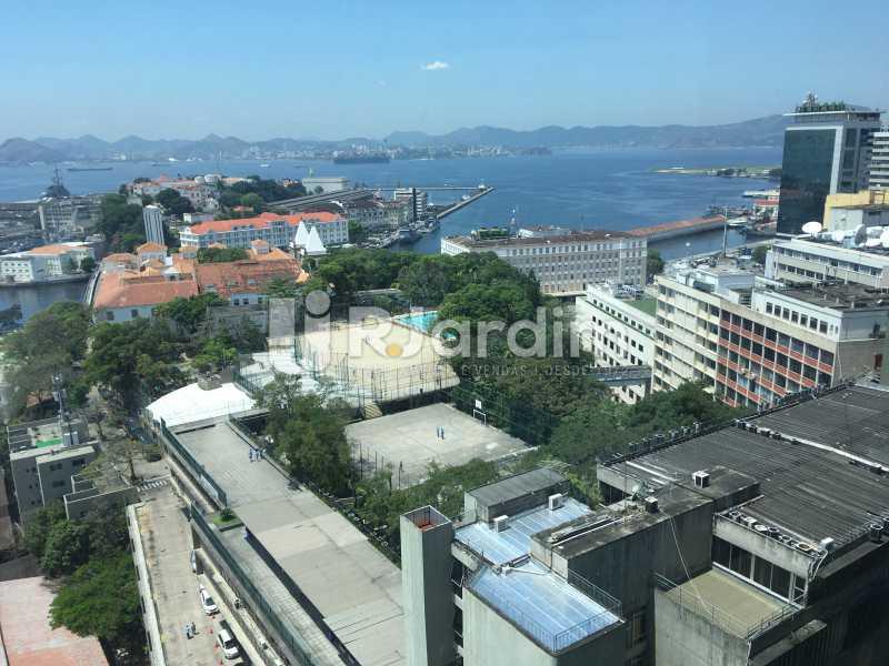vista do andar - Andar À Venda - Centro - Rio de Janeiro - RJ - LAAN00031 - 6
