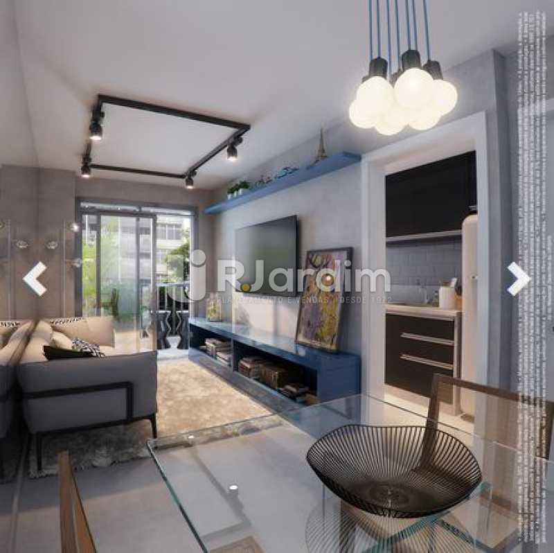 APARTAMENTO 2 QUARTOS - Apartamento À Venda - Lapa - Rio de Janeiro - RJ - LAAP10325 - 5