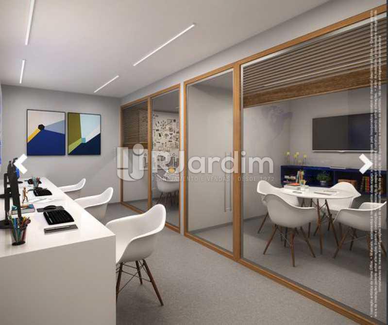 HOME OFFICE - Apartamento À Venda - Lapa - Rio de Janeiro - RJ - LAAP10325 - 6