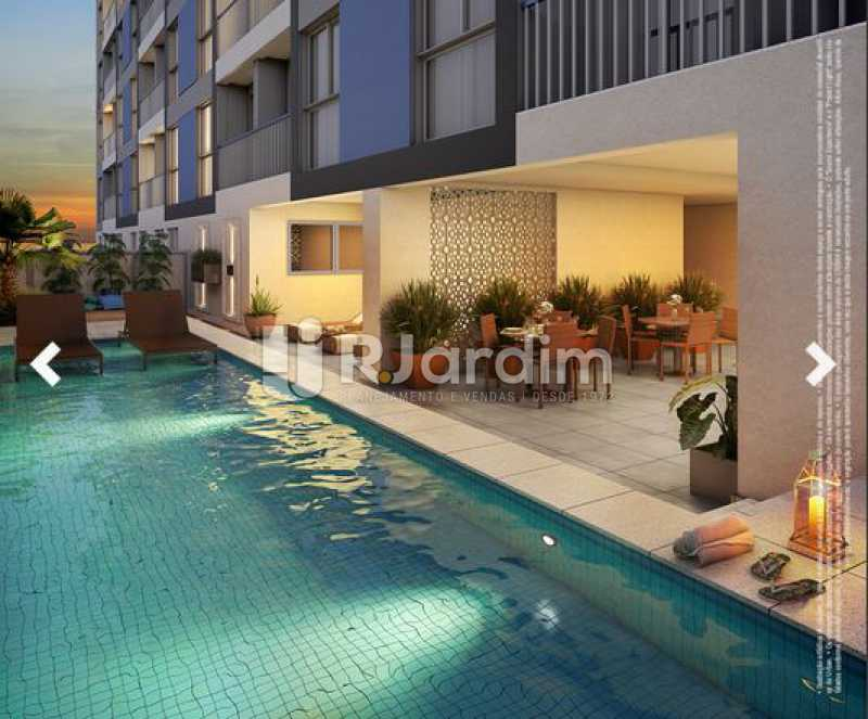 PISCINA - Apartamento À Venda - Lapa - Rio de Janeiro - RJ - LAAP10325 - 7