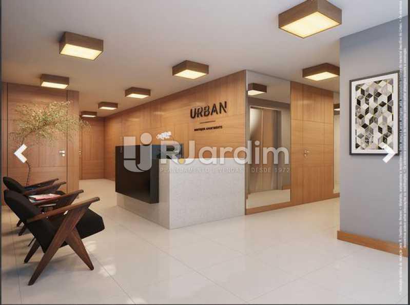 RECEPÇÃO - Apartamento À Venda - Lapa - Rio de Janeiro - RJ - LAAP10325 - 8