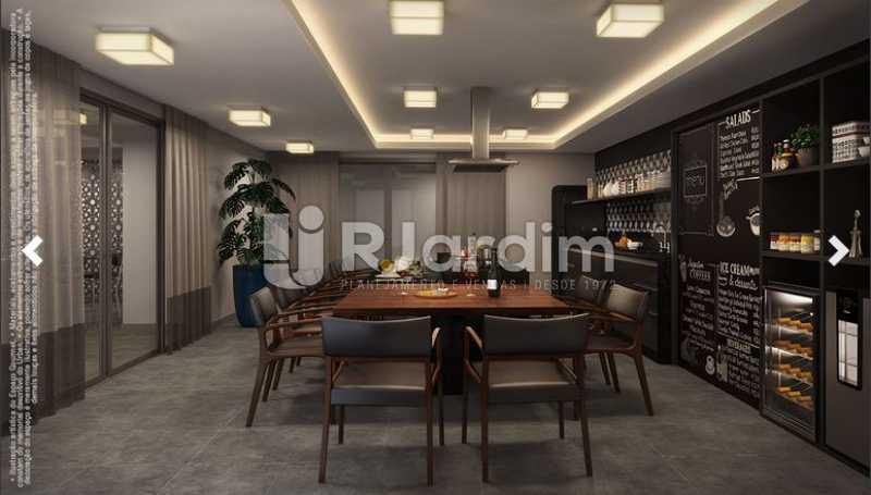 ESPAÇO GOURMET - Apartamento À Venda - Lapa - Rio de Janeiro - RJ - LAAP10325 - 10