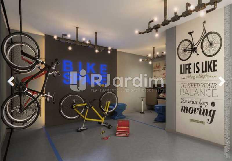 BIKE SPACE - Apartamento À Venda - Lapa - Rio de Janeiro - RJ - LAAP10325 - 15