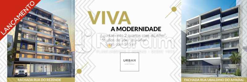 Banner Urban - Apartamento À Venda - Lapa - Rio de Janeiro - RJ - LAAP10325 - 1