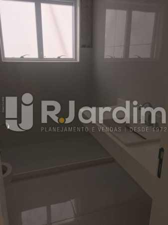 BANHEIRO SUÍTE - Compra Venda Avaliação Imóveis Apartamento Barra da Tijuca 4 Quartos - LAAP40723 - 19