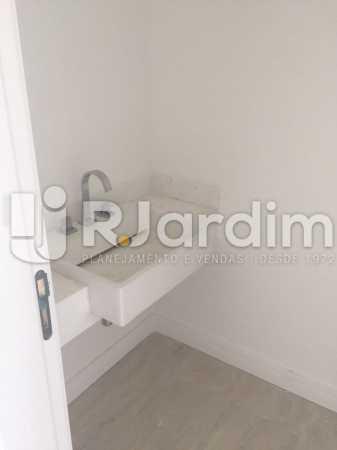 LAVABO - Compra Venda Avaliação Imóveis Apartamento Barra da Tijuca 4 Quartos - LAAP40723 - 15