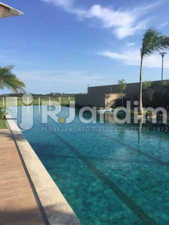 PISCINA - Compra Venda Avaliação Imóveis Apartamento Barra da Tijuca 4 Quartos - LAAP40723 - 6