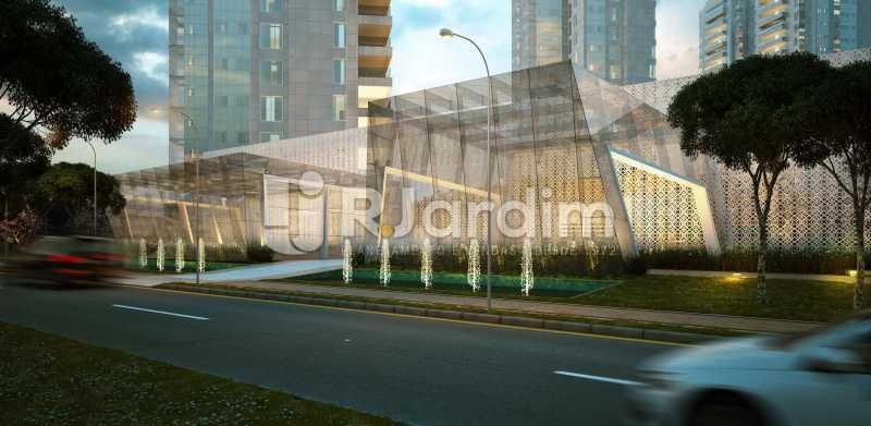 PÓRTICO MONUMENTAL  - Compra Venda Avaliação Imóveis Apartamento Barra da Tijuca 4 Quartos - LAAP40723 - 1
