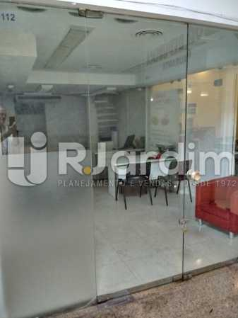 IMG PORTA DE ACESSO A LOJA - Imóveis Aluguel Loja Comercial Ipanema - LALJ00122 - 1