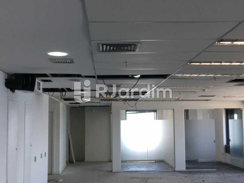 sala - área interna - Sala Comercial Avenida Rio Branco,Centro, Zona Central,Rio de Janeiro, RJ Para Alugar, 141m² - LASL00179 - 18