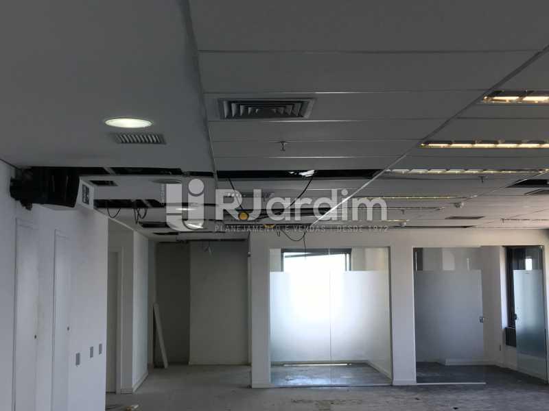 sala - área interna - Sala Comercial Avenida Rio Branco,Centro, Zona Central,Rio de Janeiro, RJ Para Alugar, 141m² - LASL00179 - 19