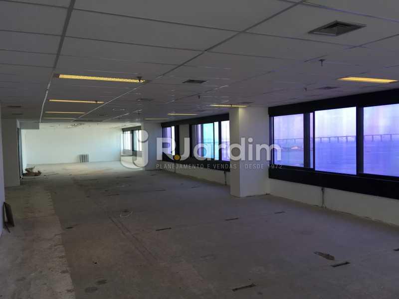 área interna da sala - Aluguel Administração Imóveis Sala Comercial Centro - LASL00180 - 19