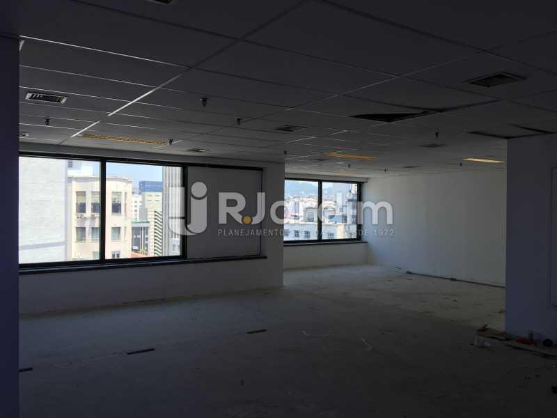 área interna da sala - Aluguel Administração Imóveis Sala Comercial Centro - LASL00180 - 20