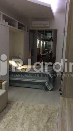 Dormitorio do loft de opção  - Apartamento Glória, Zona Central,Rio de Janeiro, RJ À Venda, 1 Quarto, 67m² - LAAP10326 - 4