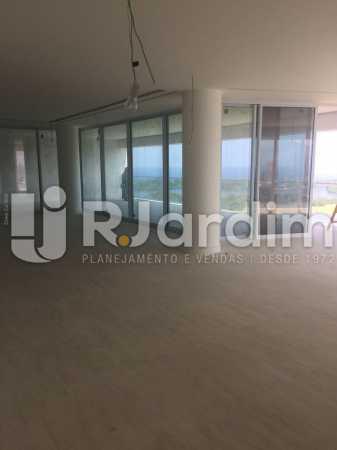 Sala  - Apartamento 5 Quartos À Venda Barra da Tijuca, Zona Oeste - Barra e Adjacentes,Rio de Janeiro - R$ 11.458.906 - LAAP50044 - 9