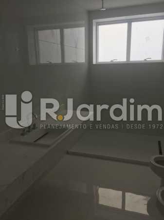 Banheiro Social  - Apartamento 5 Quartos À Venda Barra da Tijuca, Zona Oeste - Barra e Adjacentes,Rio de Janeiro - R$ 11.458.906 - LAAP50044 - 21
