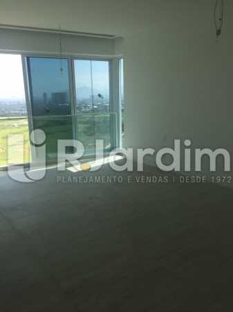Quarto - Apartamento 5 Quartos À Venda Barra da Tijuca, Zona Oeste - Barra e Adjacentes,Rio de Janeiro - R$ 11.458.906 - LAAP50044 - 17