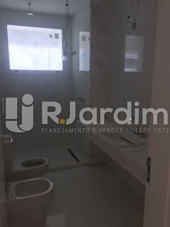 Bnheiro Social  - Apartamento 5 Quartos À Venda Barra da Tijuca, Zona Oeste - Barra e Adjacentes,Rio de Janeiro - R$ 11.458.906 - LAAP50044 - 20