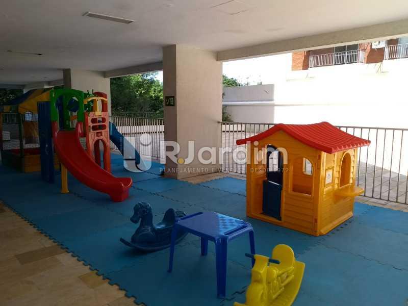 brinquedoteca - Compra Venda Avaliação Imóveis Cobertura Lagoa 2 Quartos - LACO20092 - 27