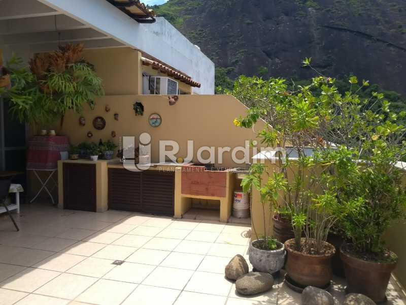 espaço gourmet - Compra Venda Avaliação Imóveis Cobertura Lagoa 2 Quartos - LACO20092 - 7