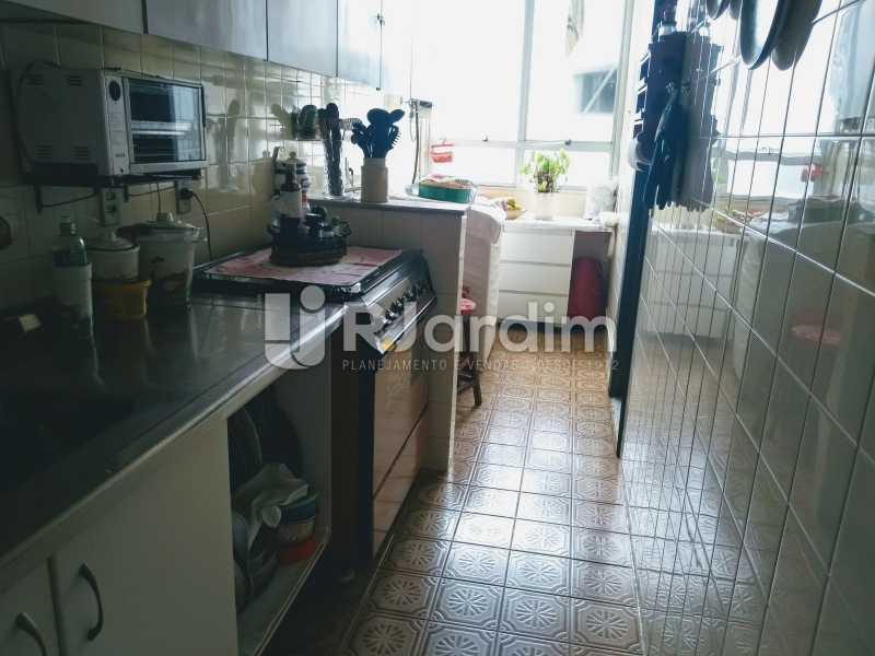 cozinha  - Compra Venda Avaliação Imóveis Cobertura Lagoa 2 Quartos - LACO20092 - 21