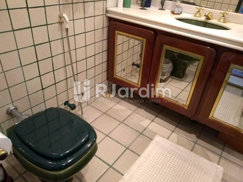 banheiro  - Compra Venda Avaliação Imóveis Cobertura Lagoa 2 Quartos - LACO20092 - 17