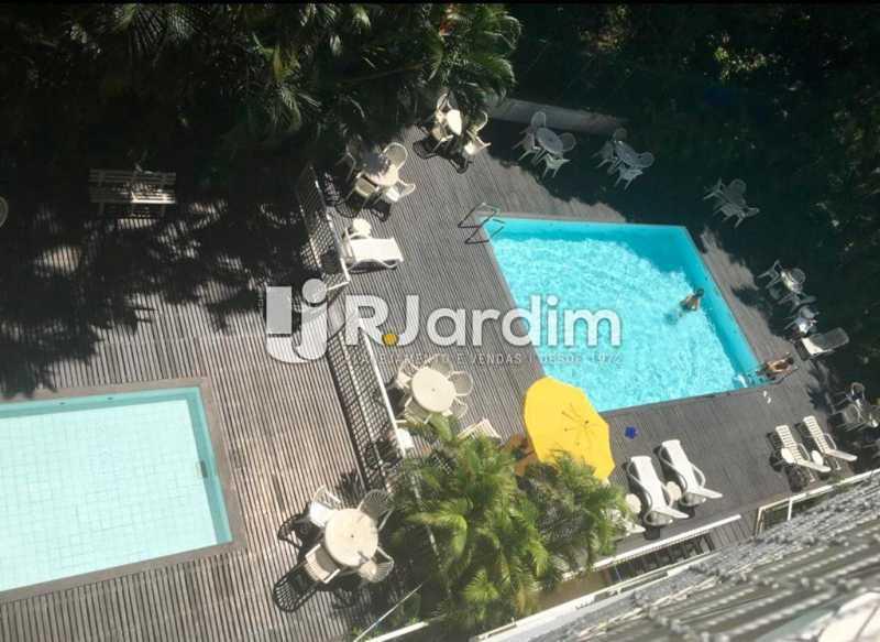 piscinas adulto/infantil  - Compra Venda Avaliação Imóveis Cobertura Lagoa 2 Quartos - LACO20092 - 25