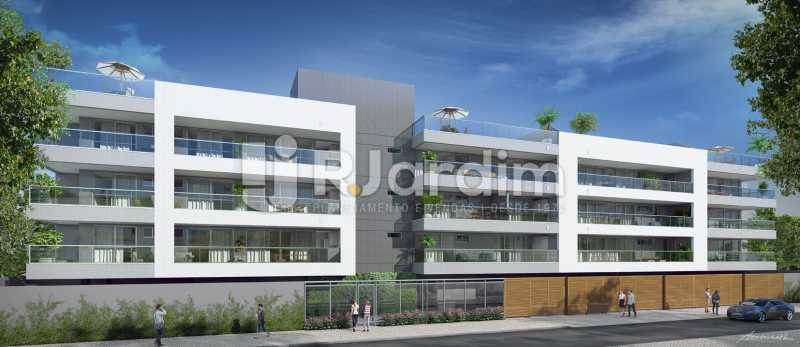 FACHADA - Apartamento À Venda - Tijuca - Rio de Janeiro - RJ - LAAP21341 - 1