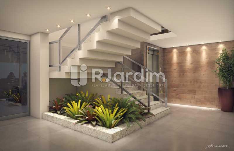 PORTARIA - Apartamento 2 quartos à venda Tijuca, Zona Norte - Grande Tijuca,Rio de Janeiro - R$ 1.340.000 - LAAP21342 - 3