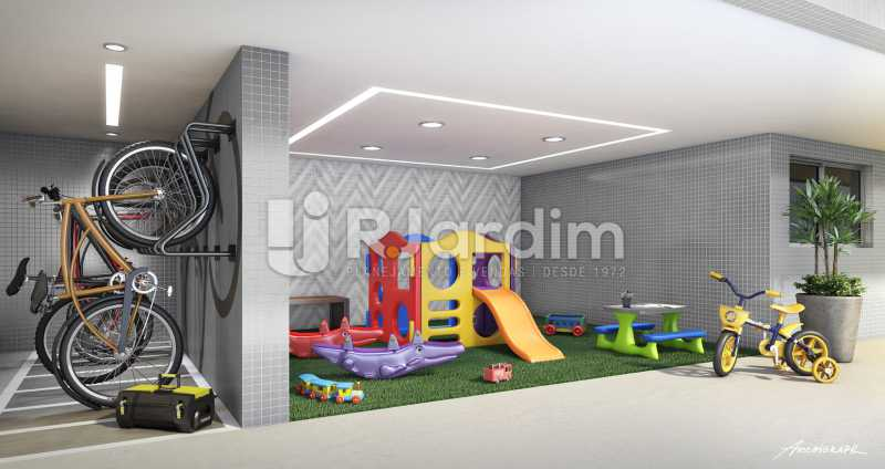BICICLETARIO - Apartamento 2 quartos à venda Tijuca, Zona Norte - Grande Tijuca,Rio de Janeiro - R$ 1.340.000 - LAAP21342 - 5
