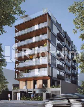 CONTEMPORÂNEO GÁVEA - Apartamento À Venda - Gávea - Rio de Janeiro - RJ - LAAP21635 - 3