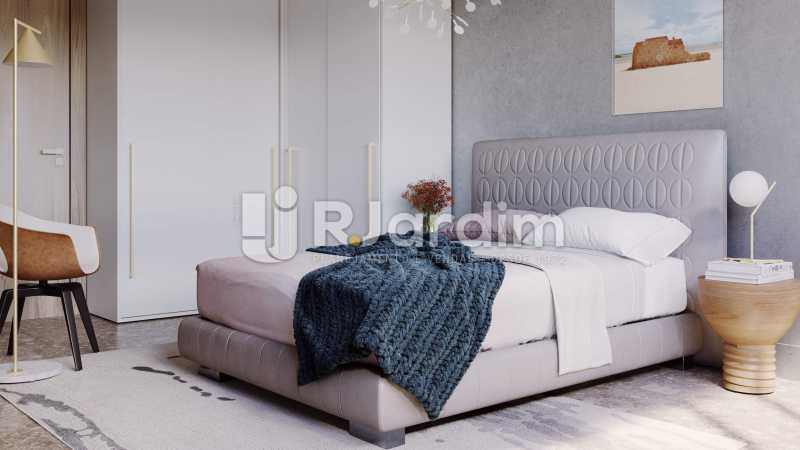 CONTEMPORÂNEO GÁVEA - Apartamento Gávea,Zona Sul,Rio de Janeiro,RJ À Venda,2 Quartos,88m² - LAAP21635 - 11