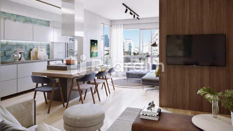 CONTEMPORÂNEO GÁVEA - Apartamento À Venda - Gávea - Rio de Janeiro - RJ - LAAP21635 - 8