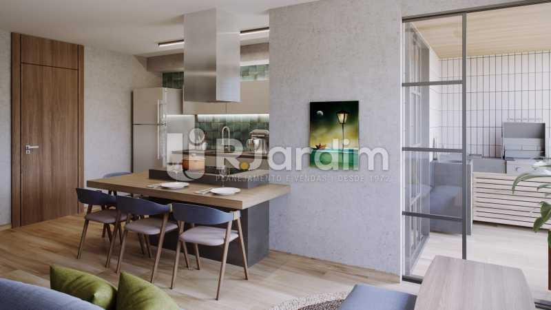CONTEMPORÂNEO GÁVEA - Apartamento Gávea,Zona Sul,Rio de Janeiro,RJ À Venda,2 Quartos,88m² - LAAP21635 - 9