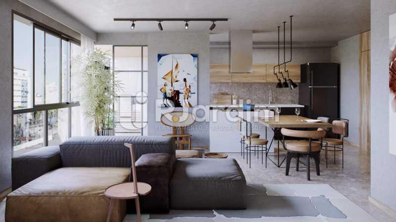 CONTEMPORÂNEO GÁVEA - Apartamento Gávea,Zona Sul,Rio de Janeiro,RJ À Venda,2 Quartos,88m² - LAAP21635 - 10