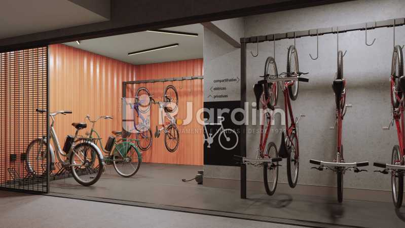 CONTEMPORÂNEO GÁVEA - Apartamento À Venda - Gávea - Rio de Janeiro - RJ - LAAP21635 - 20