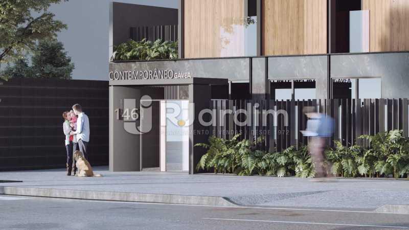 CONTEMPORÂNEO GÁVEA - Apartamento À Venda - Gávea - Rio de Janeiro - RJ - LAAP21635 - 4