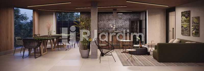 CONTEMPORÂNEO GÁVEA - Apartamento Gávea,Zona Sul,Rio de Janeiro,RJ À Venda,2 Quartos,88m² - LAAP21635 - 24