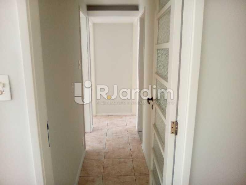 Circulação - Aluguel Administração Imóveis Apartamento Ipanema 3 Quartos - LAAP31879 - 3