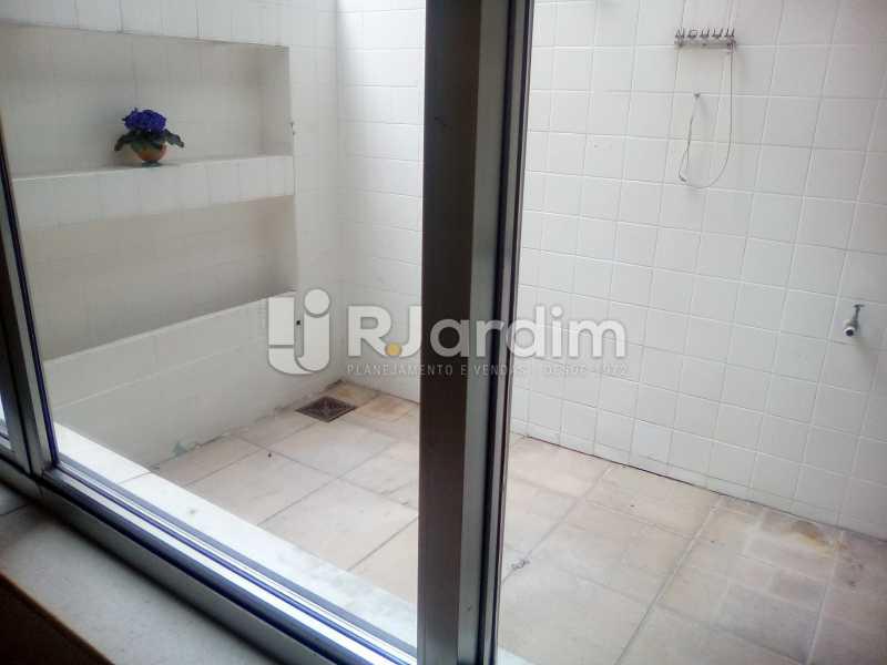 Área - Aluguel Administração Imóveis Apartamento Ipanema 3 Quartos - LAAP31879 - 8