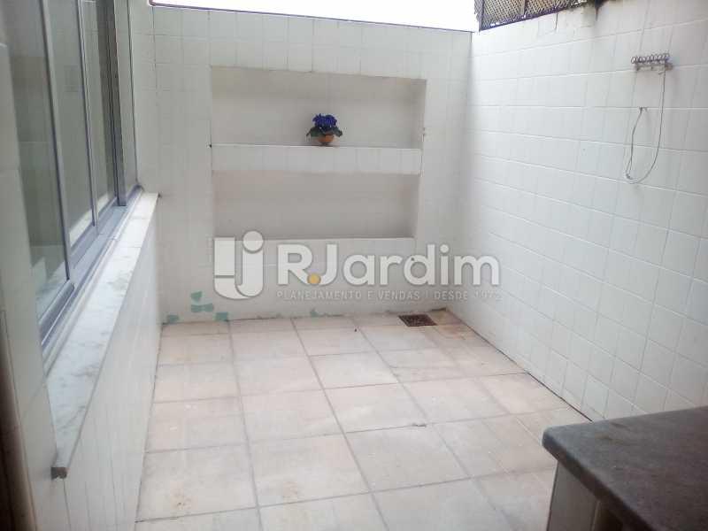 Área - Aluguel Administração Imóveis Apartamento Ipanema 3 Quartos - LAAP31879 - 15