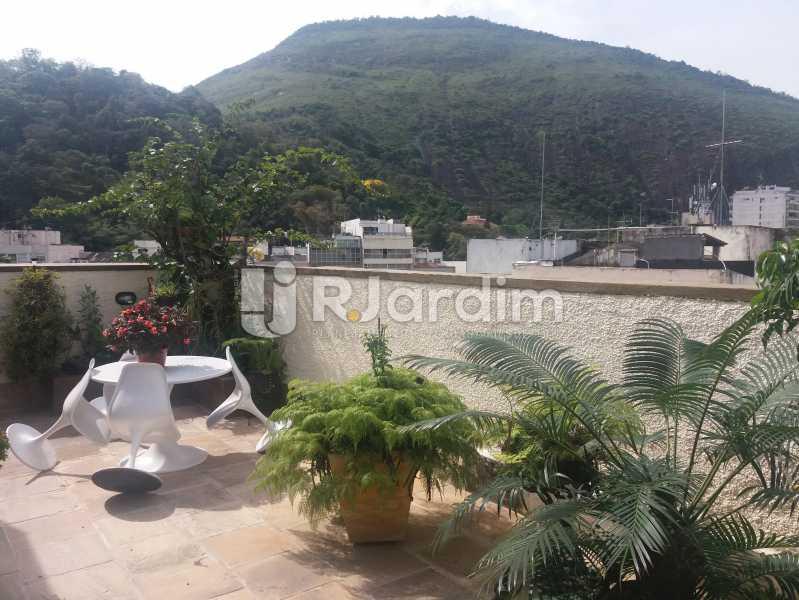 Terraço - Cobertura Copacabana, Zona Sul,Rio de Janeiro, RJ À Venda, 3 Quartos, 227m² - LACO30257 - 3